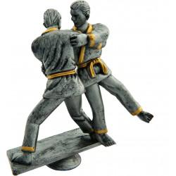 Pokal judo FJ05AG 14cm