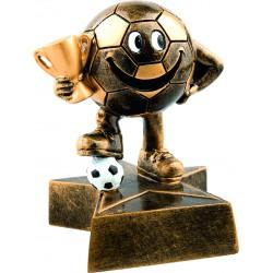 Pokal nogomet junior LBR18 10cm