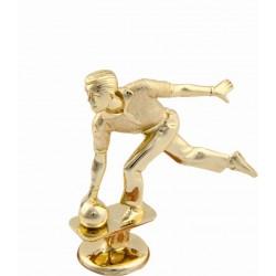 Pokal bowling / kegljanje (moški) FB22G 9cm