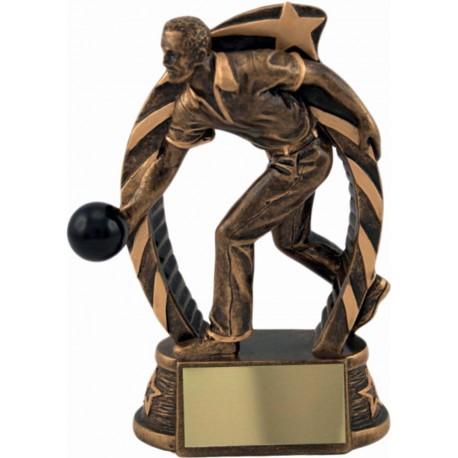 Pokal bowling / kegljanje (moški) RFST0416 15cm