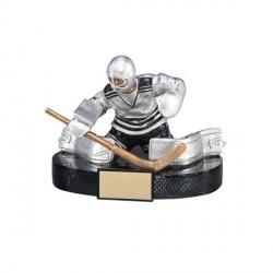 Pokal hokej-vratar RF3054 14cm
