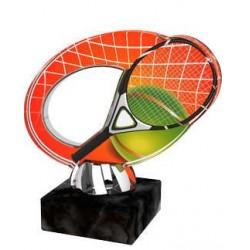 Pokal ACRYL tenis ACL2001M8/B
