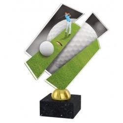 Pokal ACRYL golf ACZM04A 21,5cm