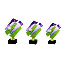 Pokal ACRYL golf ACZM04ABC