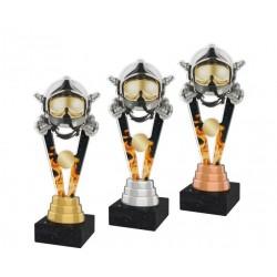 Pokal ACRYL ACUT M50ABC Gasilstvo