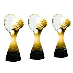 Pokal ACRYL ACUTCN M4ABC Badminton