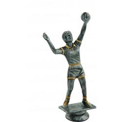 Pokal odbojka FV07AG (ženski) 15cm