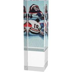 Pokal ACRYL hokej CR4034M3C 13cm