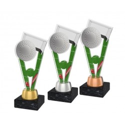 Pokal ACRYL ACUTMINI M23 ABC Floorball