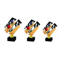 Pokal ACRYL bowling ACZM19ABC