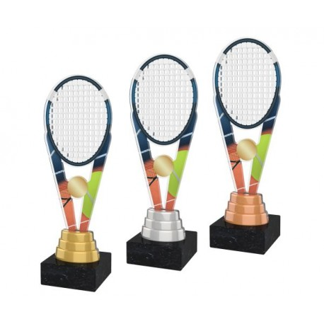 Pokal ACRYL ACUT M4ABC Badminton