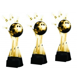 Pokal ACRYL ACUTCN M2ABC Bowling
