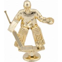 Pokal hokej - vratar FI02G 14cm